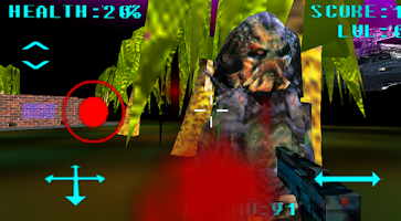 Screenshot of Predator Coming Soon 3D