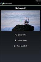 Screenshot of MuViBob: Music + Video
