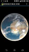 Screenshot of Earth Viewer