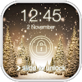 Snowfall Screen Lock APK for Bluestacks