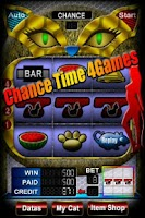 Screenshot of SLOT MACHINE -COIN TO A CAT-