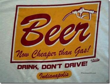 BeerVersusGas