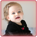 Cute Baby Live WallPaper icon