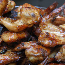 Chicken Wings in Soy Sauce