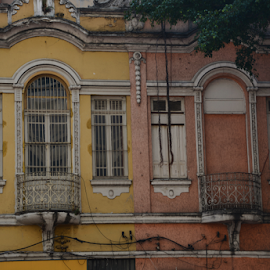 Old Homes - SP by Marcello Toldi - Buildings & Architecture Decaying & Abandoned