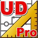 Electric cad Unidraf Pro icon