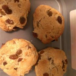Jumbo Raisin Cookies Cookie Recipes