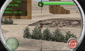 Screenshot of Counter desert strike