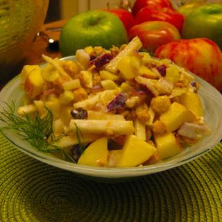 Celery Root Jicama Salad Recipes