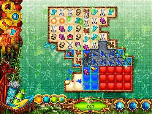 Chinese Dragon - Match 3 (ger) - screenshot