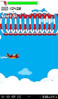 Screenshot of Crazy Wings
