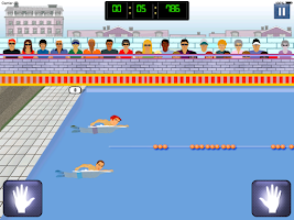 Screenshot of Adult Pool Swim Champion Free