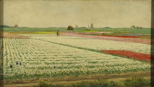 RIJKS: Gerrit Willem Dijsselhof: painting 1922