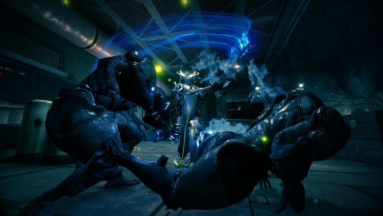 Warframe comes to Xbox One today