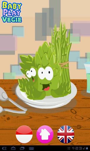 Baby Play Vegetable