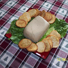 Easy Chicken liver and Brandy Pate