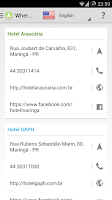 Screenshot of Visit Maringá