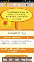 Screenshot of Happy Habits: Choose Happiness