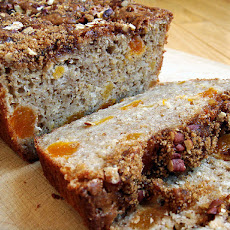 Applesauce Oatmeal Loaf