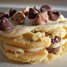 Inside-Out Peanut Butter Cookie Sandwiches