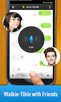 Screenshot of Free Calls & Text by Mo+