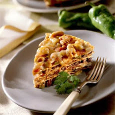 Seven-Layer Tortilla Pie