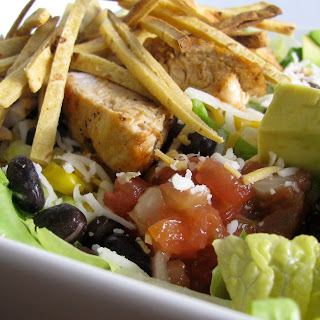 Southwest Chicken Salad Low Fat Recipes