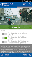 Screenshot of iTheorie Mofa Premium Schweiz