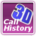 Call History 3D Ad-Free icon