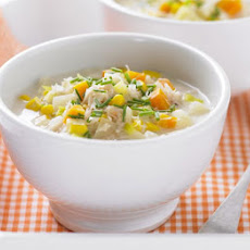 Crab & Sweetcorn Chowder