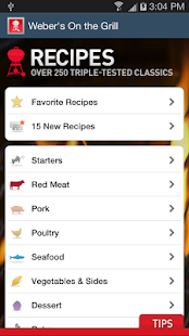 App Weber's On the Grill™ apk for kindle fire