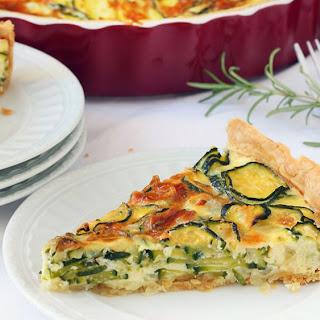 Zucchini Pie Crust Recipes