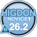 Hal Higdon's Marathon Novice 1 icon