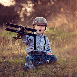 Little Lad by Claire Conybeare - Chinchilla Photography - Babies & Children Toddlers