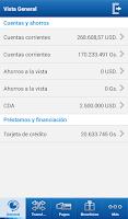 Screenshot of BBVA | Paraguay