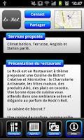 Screenshot of Le Rock