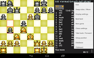 Screenshot of Chess Genius