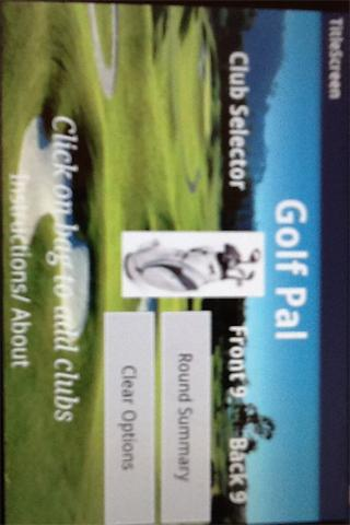 Golf Pal
