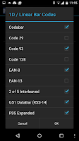 Screenshot of Wireless Barcode Scanner Full