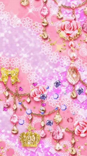 Princess★Pinky LiveWallpaper
