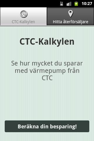 CTC-Kalkylen