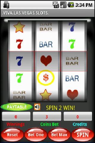 Viva Las Vegas Slot Machine