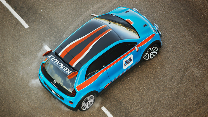 Renault TwinRun Concept Above