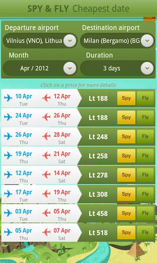 TicketHunter-find lowest price