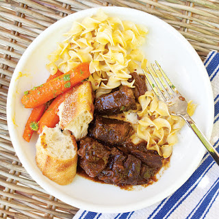 Carbonnade (Flemish Beef and Beer Stew)