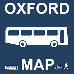 Oxford Bus Map