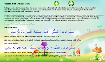 Screenshot of Game Edukasi-Islam for Kids