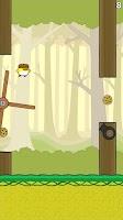Screenshot of Flappy City: Cookie Bird Game