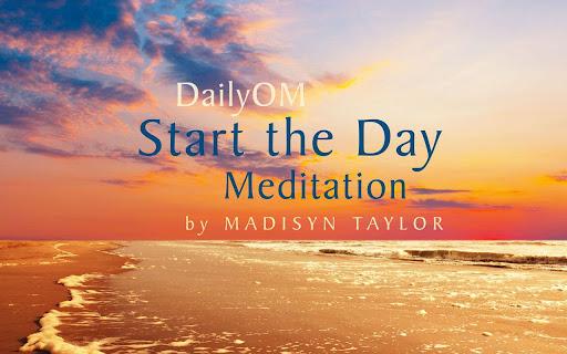 Start the Day Meditation