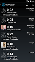 Screenshot of Meditation Assistant Timer